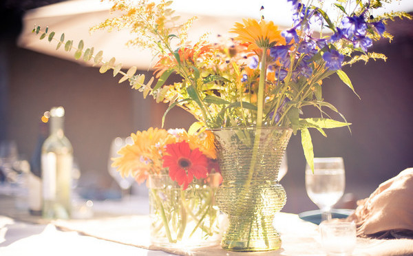 the details, part one: centerpieces